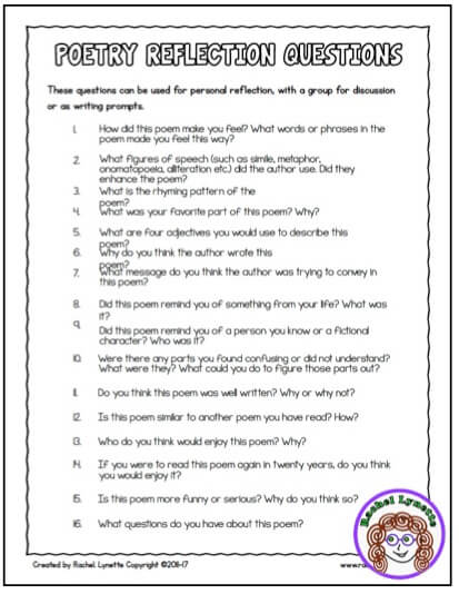 Growth Mindset Poems 5