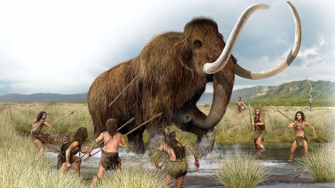 How to Catch the Woolly Mammoth | History of Yesterday