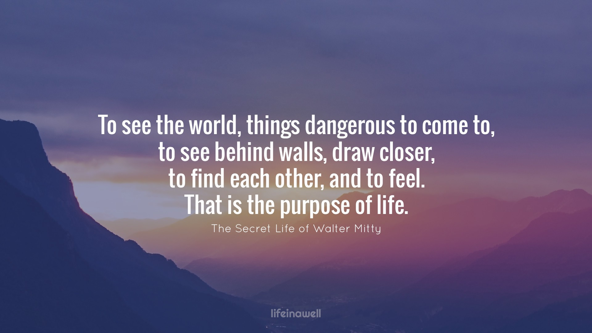 Walter Mitty Quotes 1