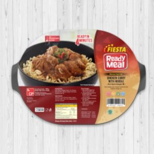 Chicken Curry With Noodle