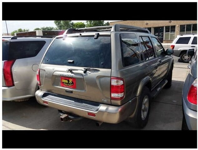 2003 Nissan Pathfinder LE in Denver