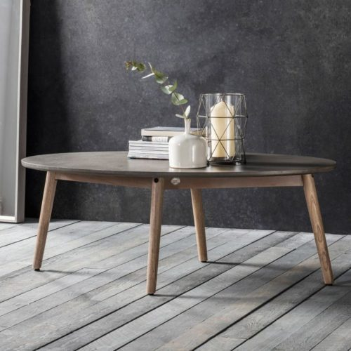 Otley Coffee Table Ombre Silver Love Home Living