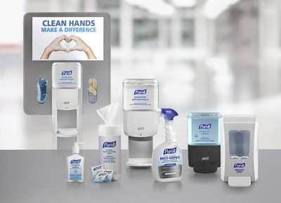 The Purell Brand Expands Its Health Solutions For The Canadian