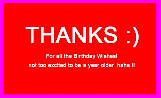 Funny Thank You Message For Birthday Wishes On Facebook