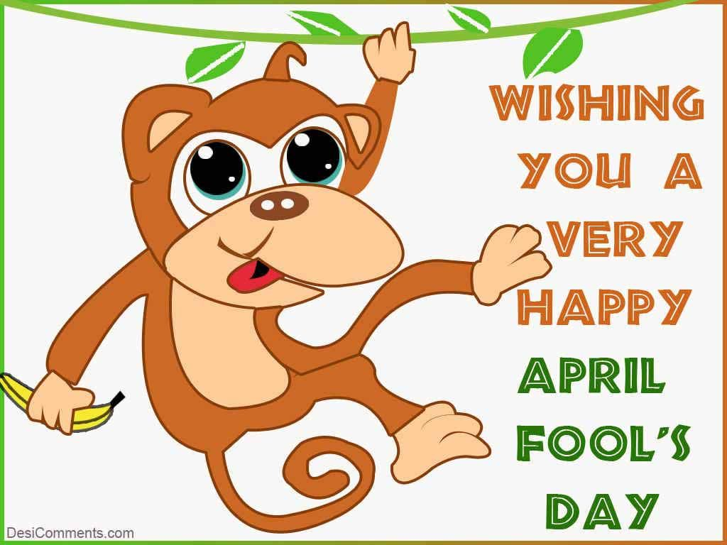 Happy Birthday Wishes On April Fools Day