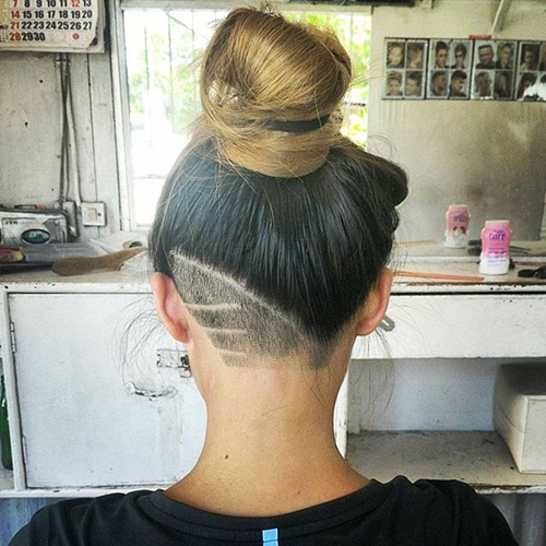 One of the biggest questions women over fifty have is what they should we. 50 Women S Undercut Hairstyles To Make A Real Statement