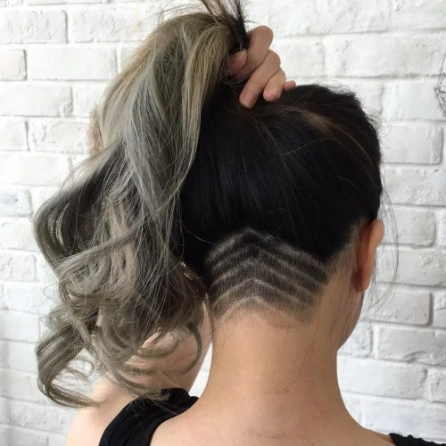 Your fifties should be full of fun, family and making plans for your dream retirement. 50 Women S Undercut Hairstyles To Make A Real Statement