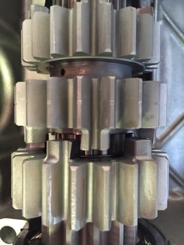 There is also under cutting in gear it is explained as gear having its material removed in the manner in which while meshing with another gear causes harm to the … Cbr 954 Undercut Transmission Cbr Forum Enthusiast Forums For Honda Cbr Owners