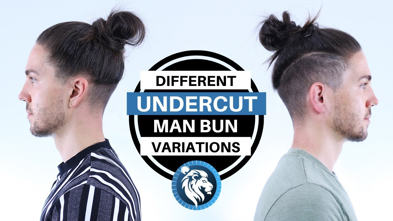 Your fifties should be full of fun, family and making plans for your dream retirement. Different Undercut Man Bun Style Variations Mens Long Hair Youtube