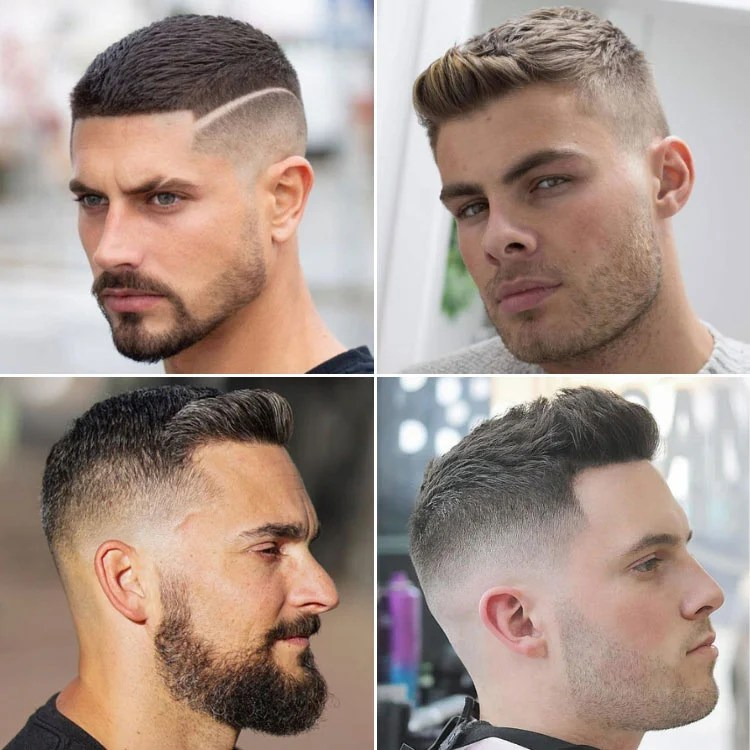 Senior short styles are popular today, as they lend a youthful look to women over 60. 35 Best Crew Cut Hairstyles For Men 2021 Haircut Styles