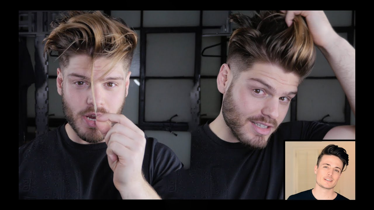 Check out these cool classic looks and modern styles that get noticed. Mens Hair Transformation Long Hair To Faded Undercut Ft Anthony Deluca Youtube