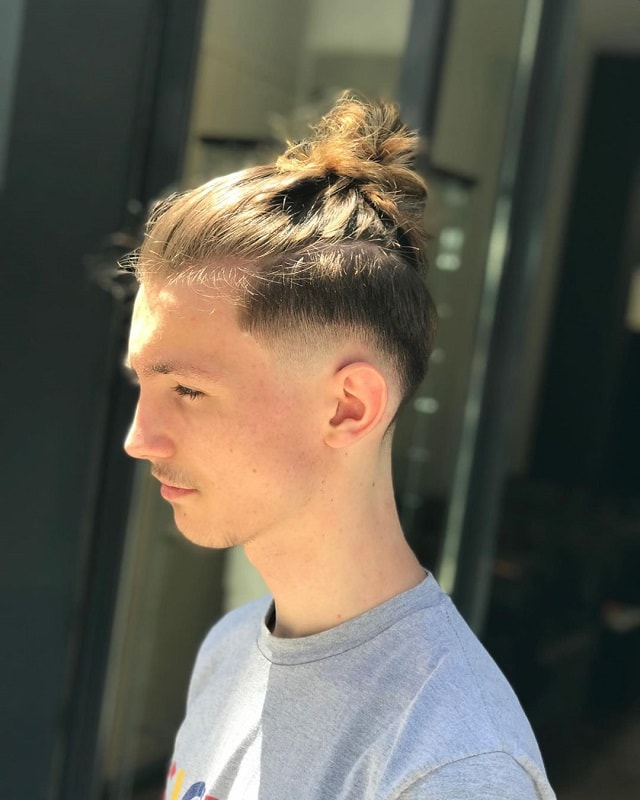 For example, this asian fade haircut embraces all the features a modern man needs: Top 10 Hairstyles For Asian Boys On Our Radar