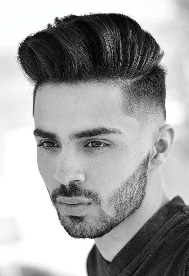 11 men's hairstyle round face shape 50 Stylish Undercut Hairstyle Variations To Copy In 2021 A Complete Guide