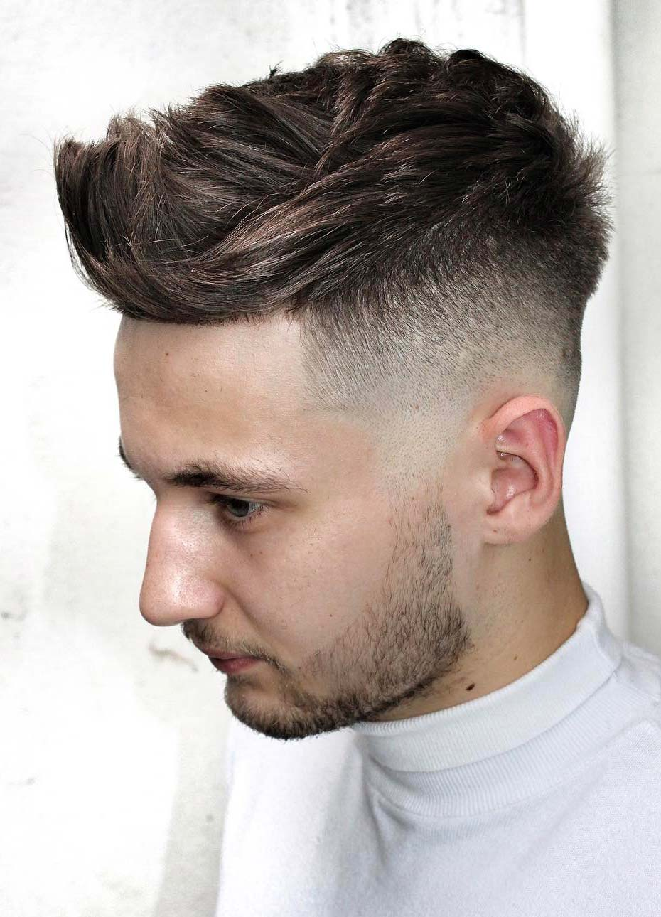 6 short textured men's haircut; 50 Stylish Undercut Hairstyle Variations To Copy In 2021 A Complete Guide