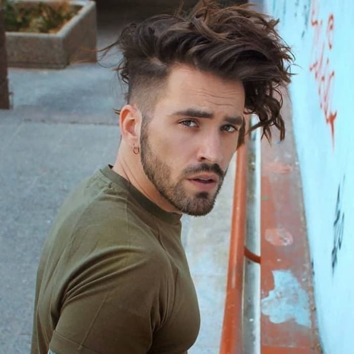 6 short textured men's haircut; 53 Stylish Curly Hairstyles Haircuts For Men In 2021 Hairstyle On Point