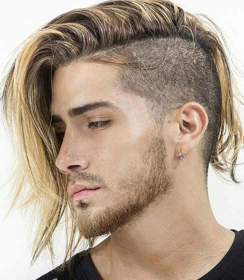 8 short haircut combed over + undercut; 59 Best Undercut Hairstyles For Men 2021 Styles Guide
