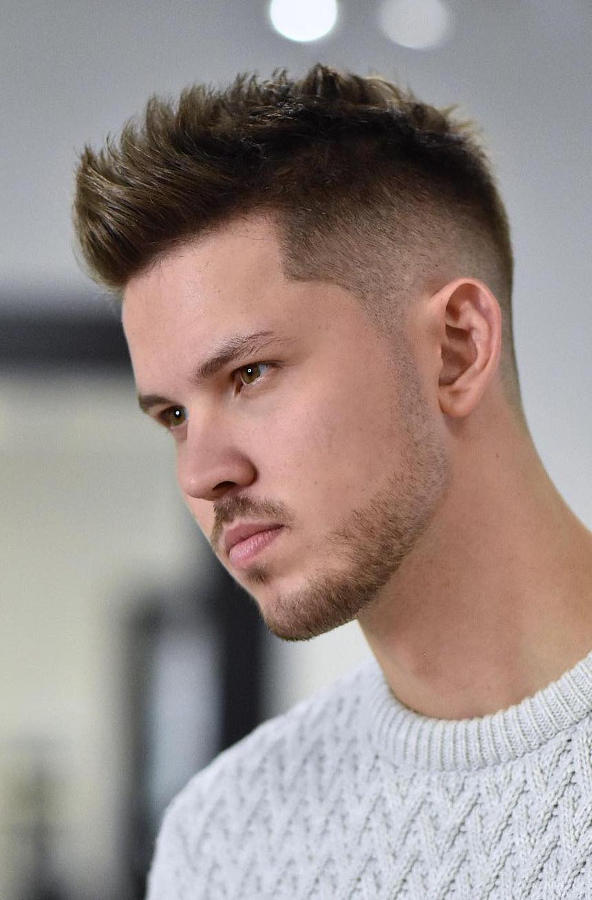 No matter what your hair a. Handsome And Cool The Latest Men S Hairstyles For 2019