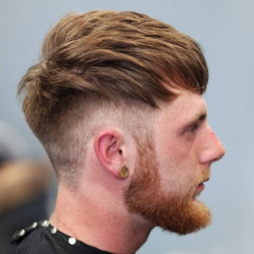 Fashionable and hot, the extra contrast with medium hair will take your haircut to the next level. 28 Best Men S Undercut Hairstyles And Haircuts 2021 Pics
