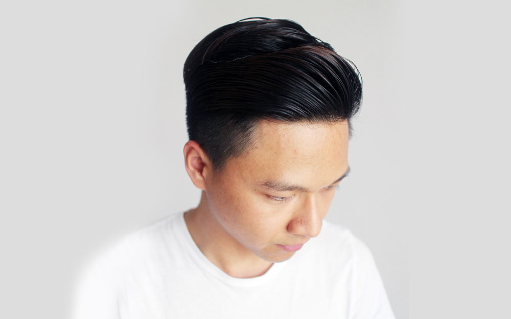 For example, this asian fade haircut embraces all the features a modern man needs: How To Style Slicked Back Undercut Style Dieter