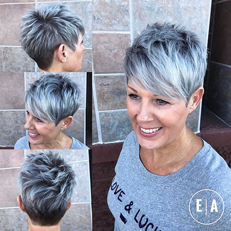 Fashion is always in flux, which can make it hard to stay up to date, but there's no time like the present to ditch long locks for a stylish new look. 20 Pixie Hairstyles For Over 50