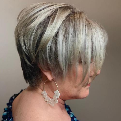 Thanks to this short hairstyle you will feel younger and more dynamic. 50 Best Short Hairstyles And Haircuts For Women Over 60