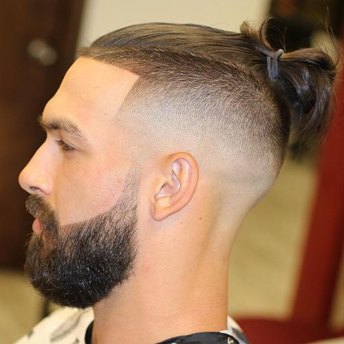 Upgrade your messy bun with these cute updo hairstyles. 25 Sexy Man Bun Styles You Need To Know