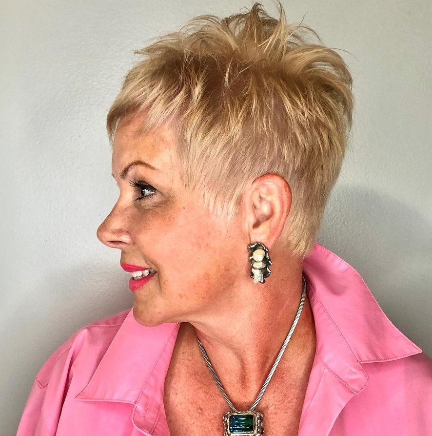 Looking for a crash course in all the latest short hairstyles? 50 Best Short Hairstyles For Women Over 50 In 2021 Hair Adviser
