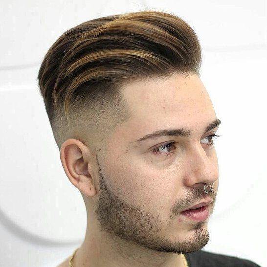 Fashion models, celebs and hipsters alike are donning this u. 60 Best Medium Length Hairstyles And Haircuts For Men 2018 Atoz Hairstyles