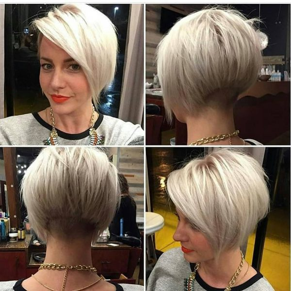 Looking for a hairstyle that gives major volume and leaves hair looking surprisingly full? 100 Short Hairstyles For Fine Hair Best Short Haircuts For Fine Hair 2021