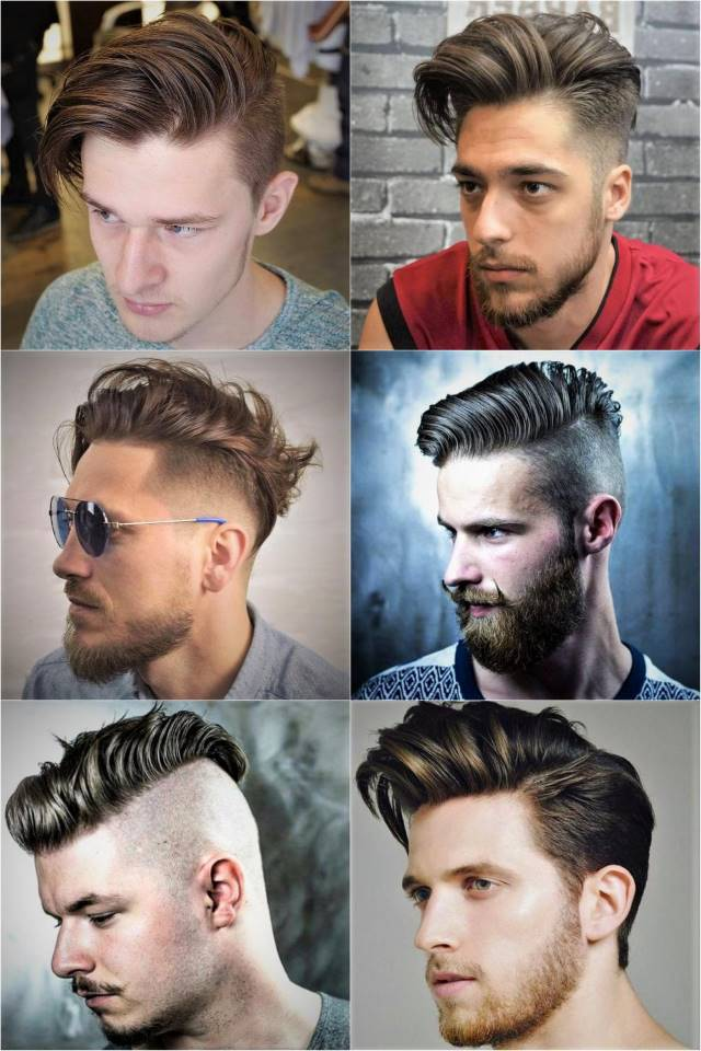 In this version, the sides and. 30 Best Men S Side Swept Undercut Hairstyles Men S Style