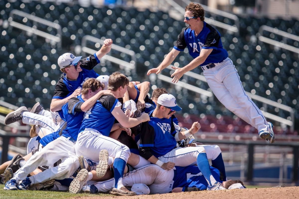 Do you care about your team? Patterson Creighton Prep Baseball Team Eager To Repeat And Practice Outdoors Ne Prep Zone Omaha Com