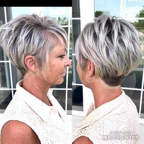 2/11/2020· 8 short spiky haircuts for over 50 for a solid eight years from my adolescence to my aboriginal twenties, i had acutely thick, acutely edgeless bangs, which grew at a amount i actually could not accumulate up with. Undercut Hairstyles Female Over 50