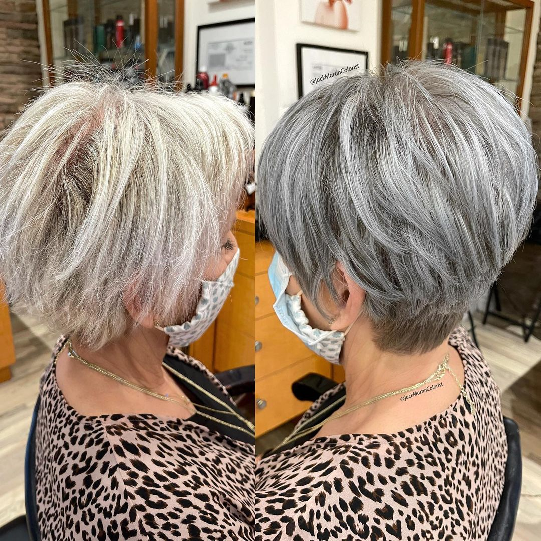 One of the biggest questions women over fifty have is what they should we. 50 Best Short Hairstyles For Women Over 50 In 2021 Hair Adviser