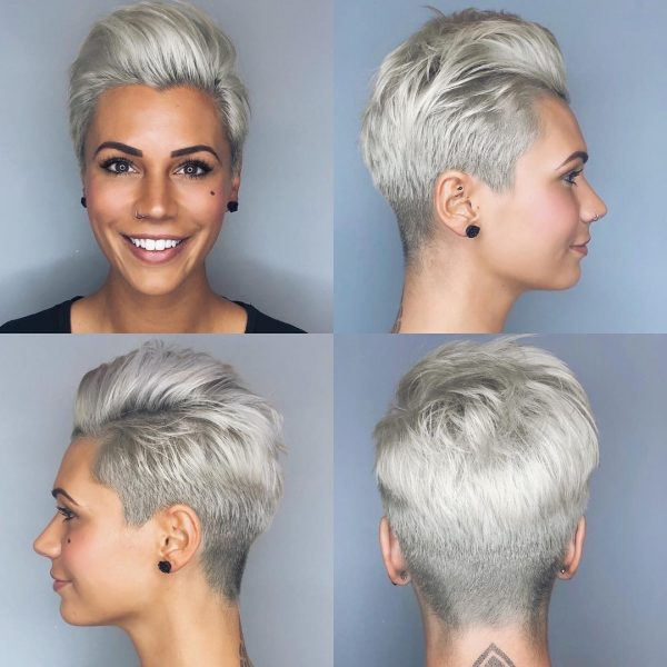 The aad's coronavirus resource center will help you find information about how you can continue to care for your skin, hair, and nails. 100 Short Hairstyles For Fine Hair Best Short Haircuts For Fine Hair 2021