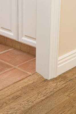 I am installing laminate flooring but i need to know how to undercut the metal door frame to fit the laminate underneath. How To Trim Door Frames When Intalling Ceramic Tile