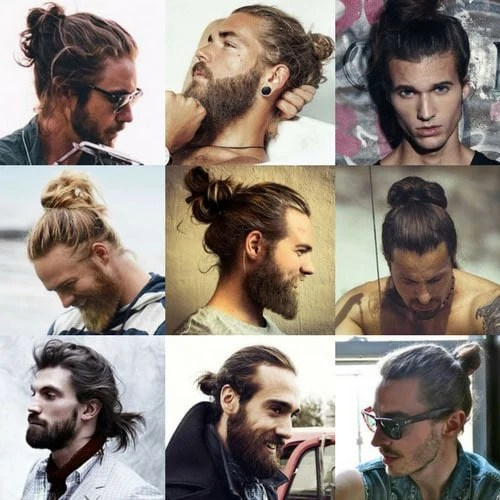 Hairstyles are an important part of looking fashionable. 35 Best Man Bun Hairstyles 2021 Guide