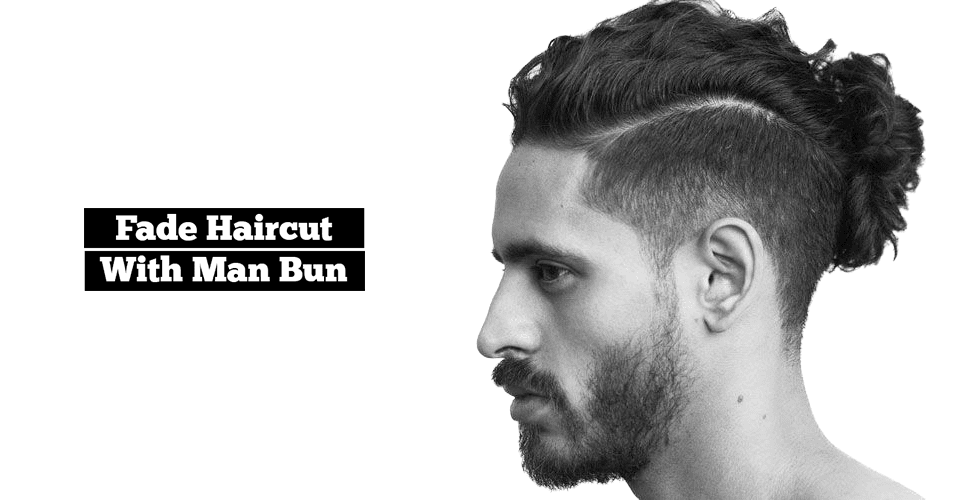 The undercut here makes it very prominent from … Fade Combinations Fade Haircut With Manbun Men Hairstyle 2020