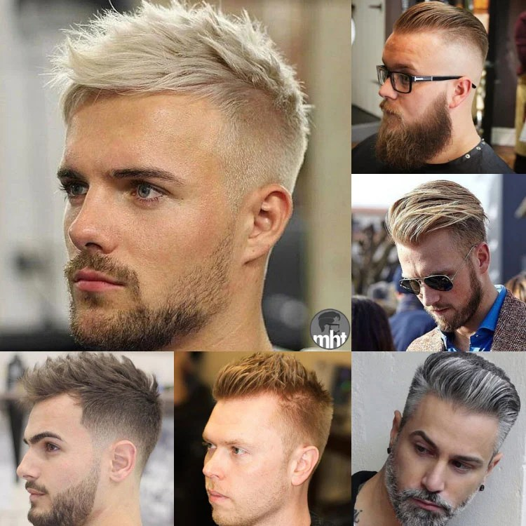 Wondering what you would look like with short hair? 21 Best Hairstyles For Men With Thin Hair 2021 Guide