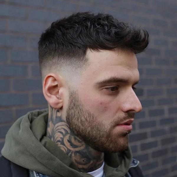 With this hairstyle, the voluminous portion of the hair is textured; 125 Best Haircuts For Men In 2021 Ultimate Guide