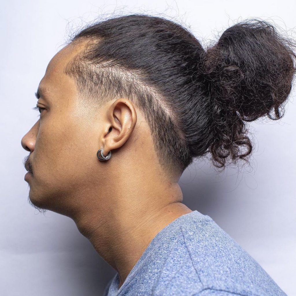 The curly hair fade is much like the undercut, but with some. 40 Curly Hairstyles For Men 2021 Trends