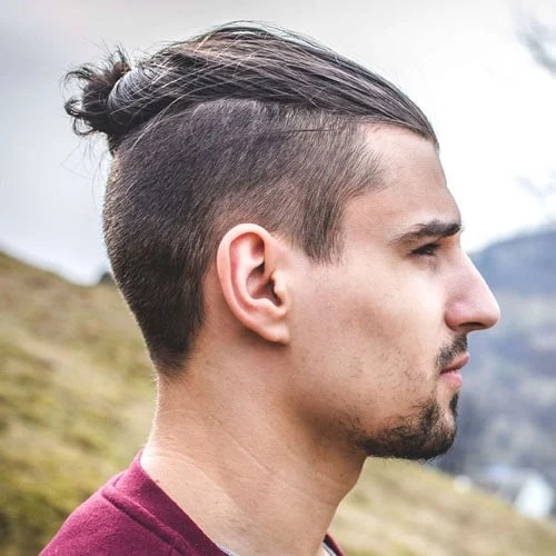 This week, house barber katie shows you how to cut and style men's long hair, working in layers & an. 59 Best Undercut Hairstyles For Men 2021 Styles Guide