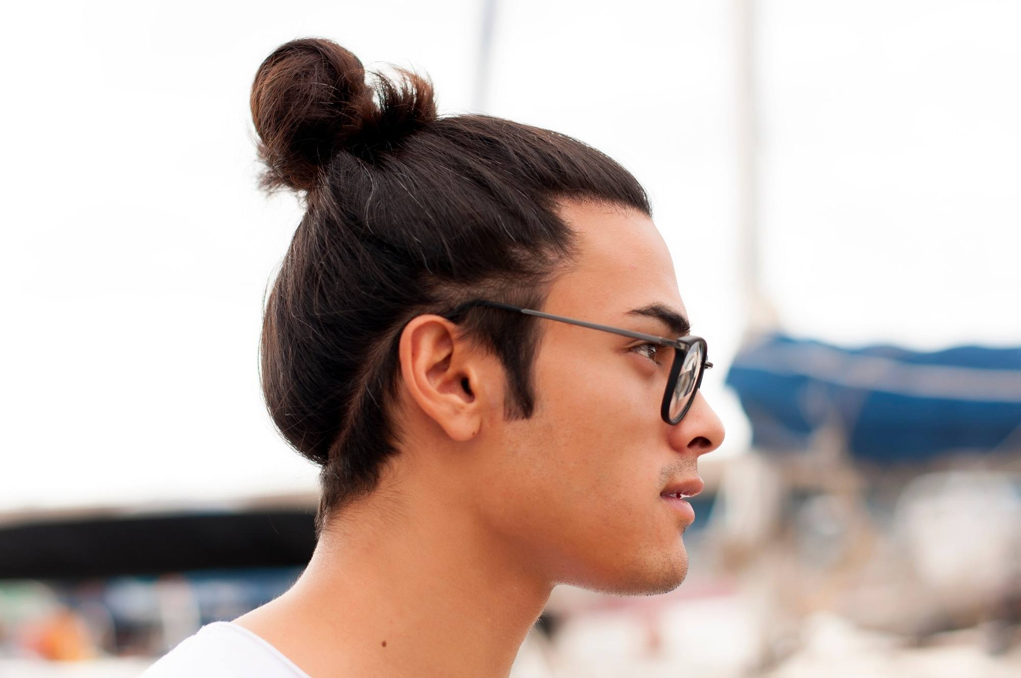 Fashion is always in flux, which can make it hard to stay up to date, but there's no time like the present to ditch long locks for a stylish new look. Man Bun Haircut Ideas For Pinoys All Things Hair Ph