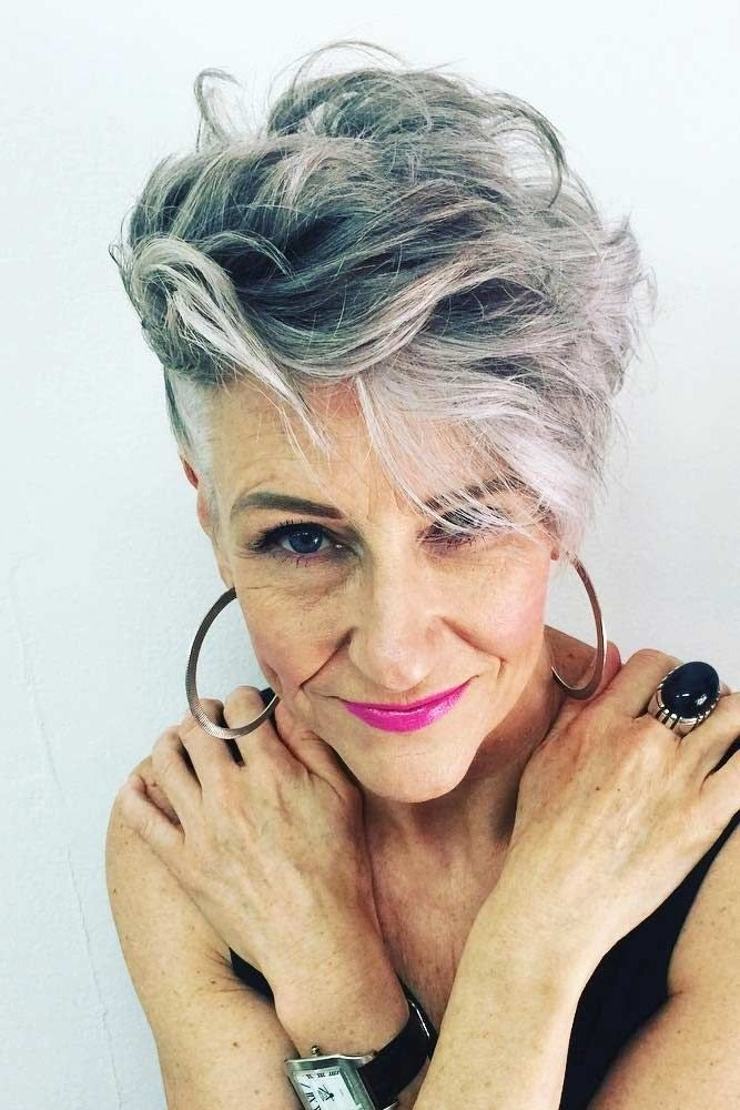 One of the biggest questions women over fifty have is what they should we. Best 10 Short Hairstyles For Women Over 50 Tessila Com