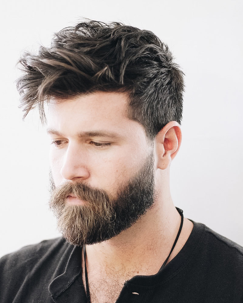 Gorgeous black hairstyles in a variety of lengths and textures. 31 Best Medium Length Haircuts For Men And How To Style Them