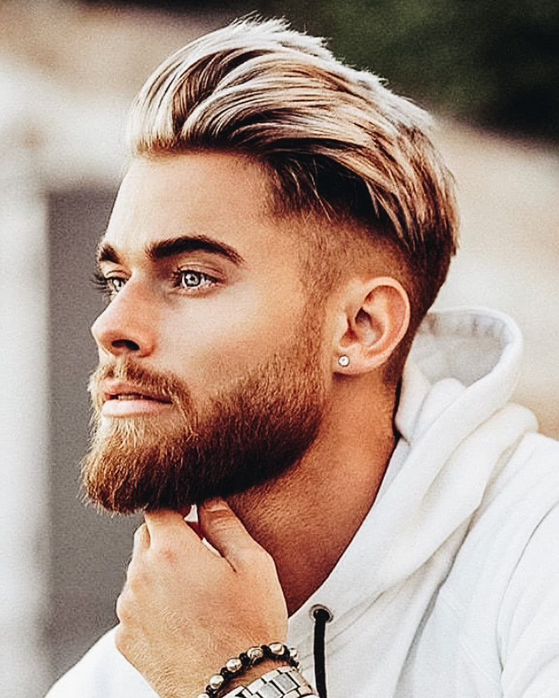The undercut has become a mainstay in edgy haircuts. 31 Best Medium Length Haircuts For Men And How To Style Them
