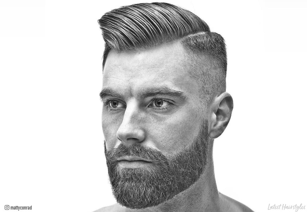 In this version, the sides and. 22 Side Part Haircut Ideas For Men Classic Modern