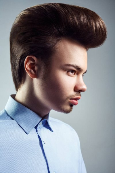 Retrobee official powder + barber wax by : Sexy Young Fashion Model With Highlighted Haircut Stock Photo Image By C Khosrork 109620016