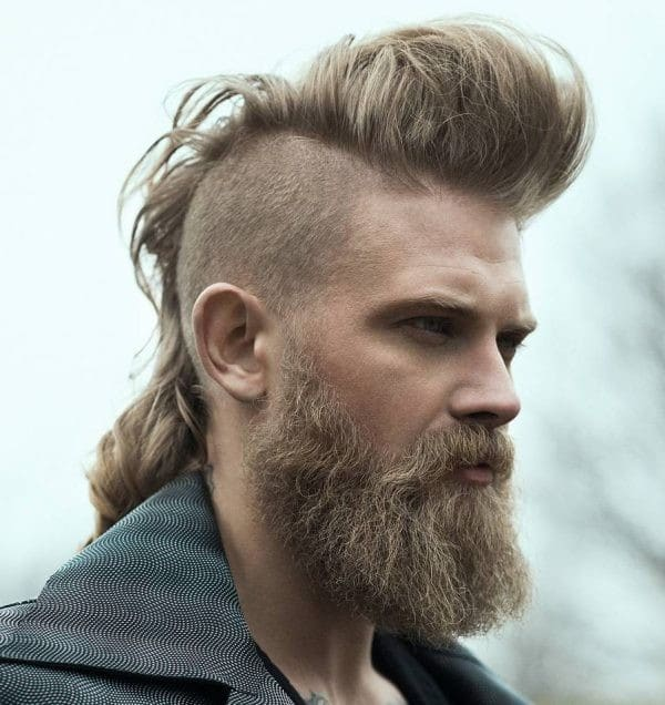 Similar to the classic undercut, the high side undercut is a combination of long hair on the sides and back (or at least, longer than the short. 51 Hairstyles For Men With Long Hair In 2021