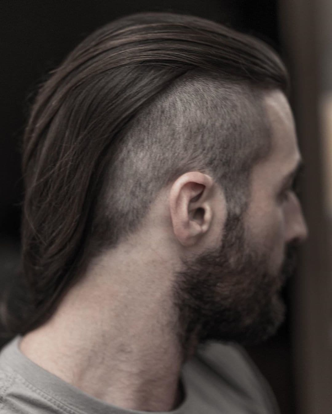 The undercut has become a mainstay in edgy haircuts. 29 Popular Undercut Long Hair Looks For Men 2020 Guide