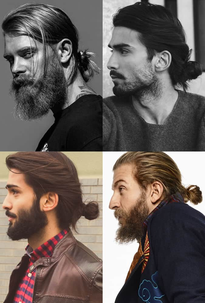 Let's face it, we all get old but we can choose to ignore that, embrace it or try to hold it off. The Man Bun Guide What Is It How Do You Wear It